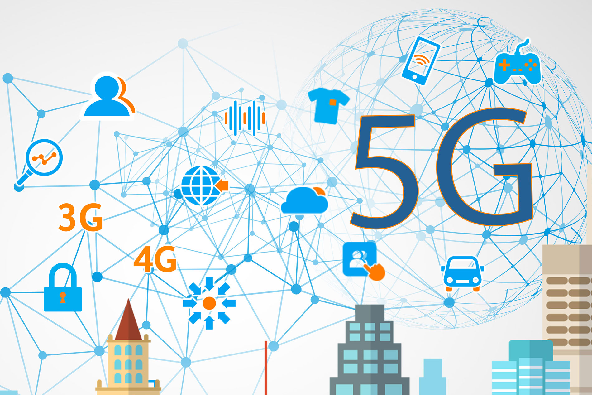 5G — the Greatest Revolution in the History of Communications