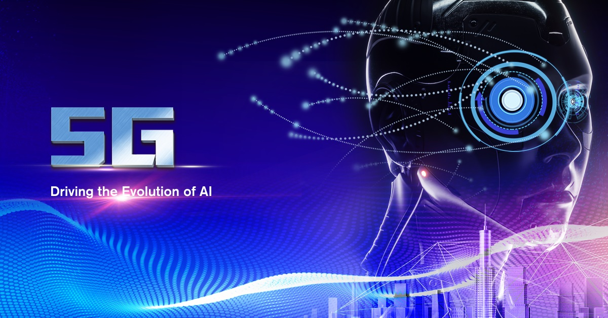 5G Network Is Driving the Evolution of Artificial Intelligence