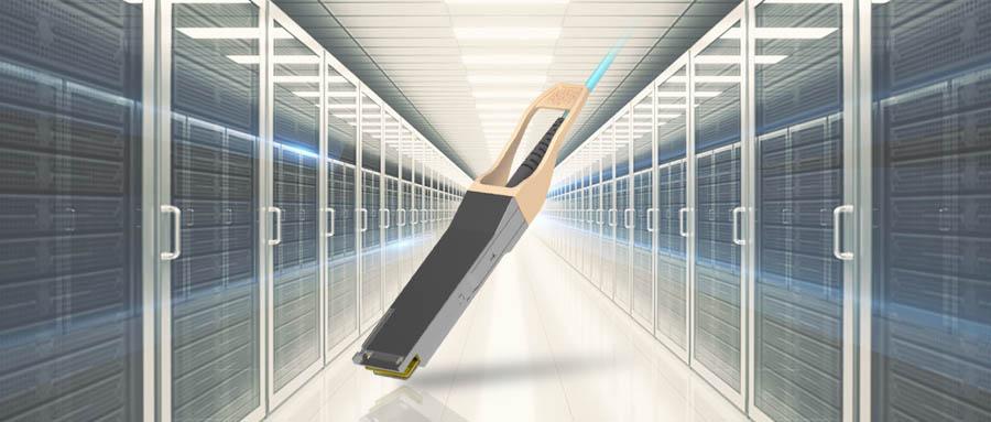 易飞扬宣布完成100G AOC的超频设计,大幅度降低成本