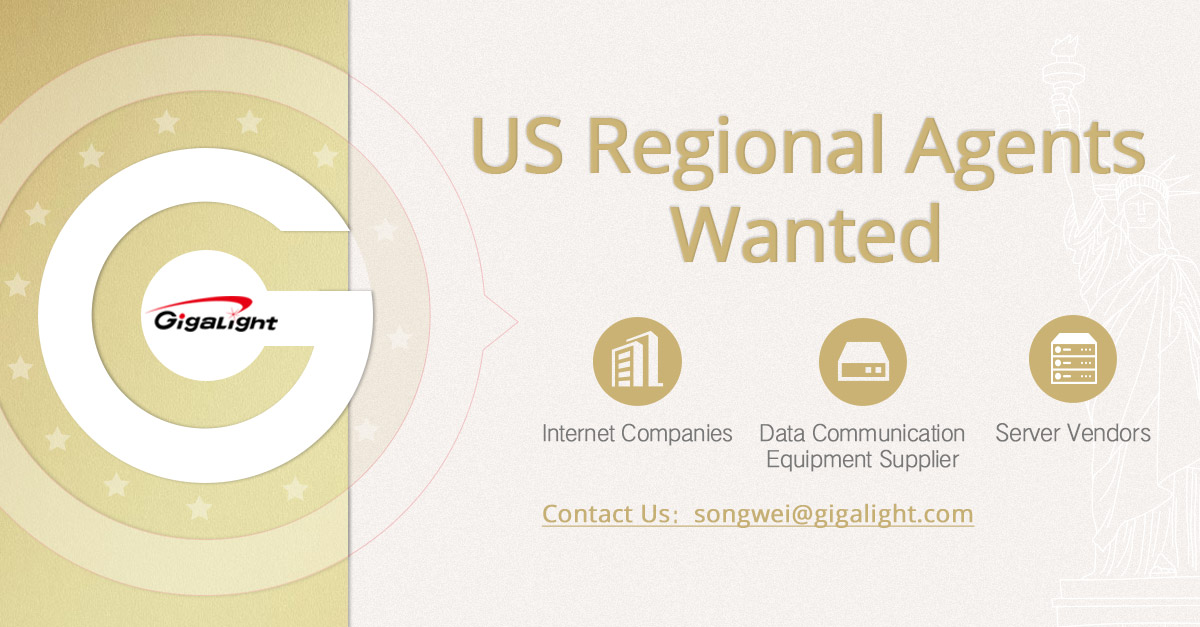 US Regional Agents Wanted by Gigalight