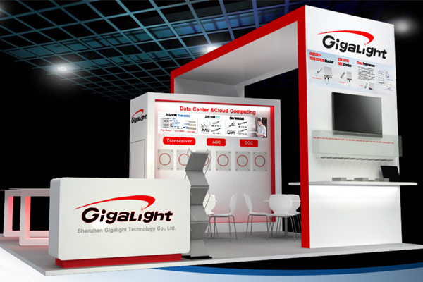Gigalight to Showcase Optical Transceivers for Data Centers at OFC 2017