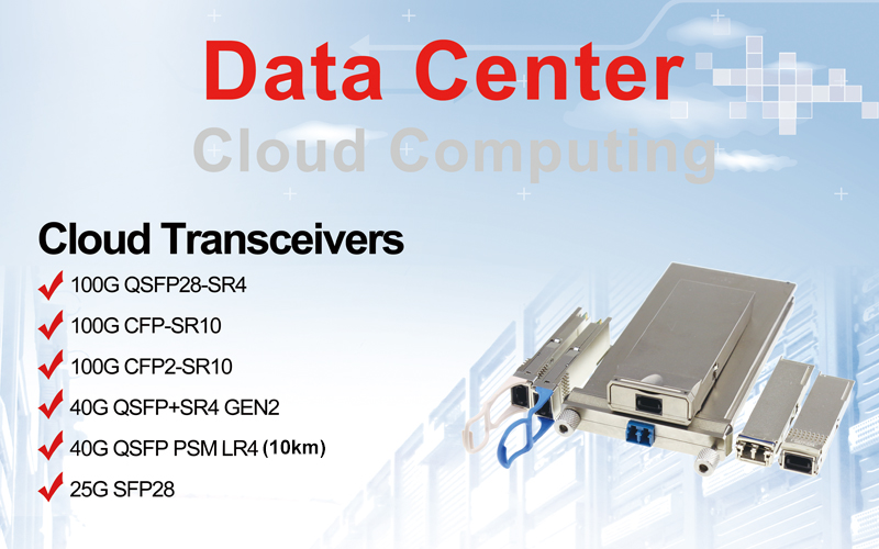 Gigalight to Showcase Data Center Transceivers at OFC 2016