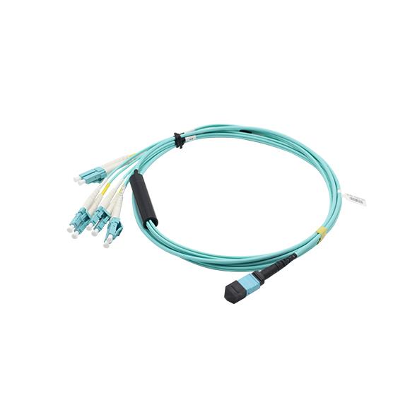 MTP/MPO分支扇出光纤跳线